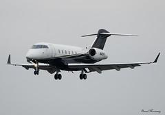 JT Aviation LLC. Challenger 300 N425FX (birrlad) Tags: shannon snn international airport airplane airplanes aircraft aviation runway 06 approach arrival arriving finals landing cloud weather n425fx bombardier inc bd1001a10 cl30 jt leasing co llc bd100 challenger 300