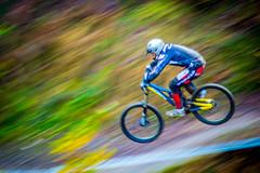 Downhill (stephan.habrich) Tags: downhill mountainbiking radsports mountainbike bergfahrrad fahrrad fahren fahrradfahren ausfahrt farbe farben rad race schnell geschwindigkeit winterberg nrw deutschland germany bike