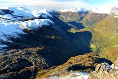 Geiranger fjord (Yitro) Tags: geiranger fjord scandinavia norge norway landscape nature europe mountain autumn dalsnibba