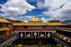 Jokhang temple (kangxi504) Tags: tibet china jokhang temple buddhism    lhasa