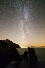 Trefor milkyway (LOKKOFOTO) Tags: nightscape astrophotography stars samyang 6d beach cymru stacks snowdonia canon northwales milkyway wales photography trefor llynpeninsula findyourepic 10stop landscape welsh