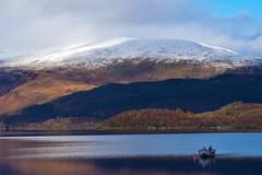 DSC_0099_edited (Polleepops) Tags: luss scotland landscapes blackandwhite lochs water