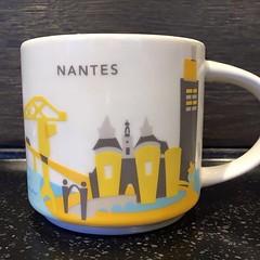 #Starbucks #nantes #yah #youarehere (Marion de Nantes) Tags: instagram starbucks nantes yah youarehere