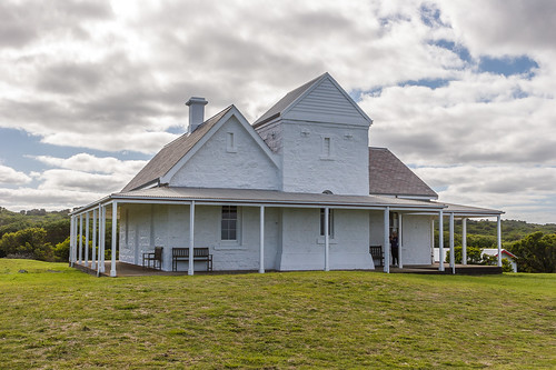 Telegraph Station, Cape Otway Lightstation