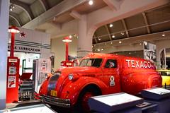 Texaco station (Bubash) Tags: gas pump texaco truck station museum henry ford