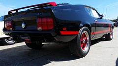 1972 Ford Mustang Mach 1 (2005 Modifications) (Michel Curi) Tags: cars auto automobile coches vehculos vehicle automvil carros car voiture automobiel transportation transport classiccars vintageautomobiles antique old vehculosclsicos carshow crusein carlisleevents fallautofest fallfest carlisleauctions floridaautofest collectorcars swapmeet corral auction fall lakelandlinderairport sunnfun meguiars heacockclassic amsoil aviation airport lakeland polk florida fl lovefl visitflorida ford mustang mach1