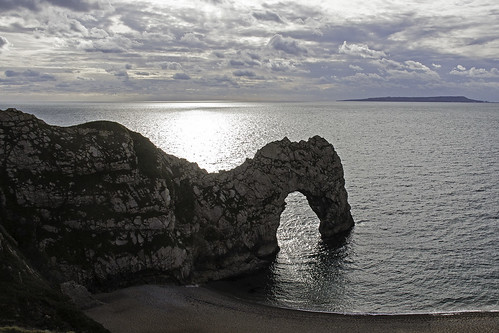 The Obligitory Durdle Door Shot
