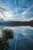 A380 strip (Pierrotg2g) Tags: paysage landscape nature savoie lac lake water eau reflet reflection nikon d90