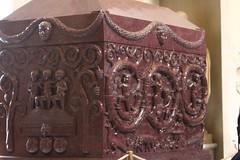 Porphyry sarcophagus (GreenvilleCharm) Tags: porphyry sarcophagus