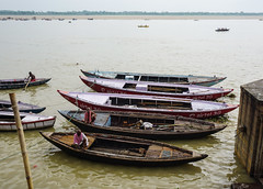 Tourist boats on the sacred Ganges river in Varanasi (phuong.sg@gmail.com) Tags: asia asian attractions belief believer benares boat copy copyspace destinations ethnic ethnicity exotic faith floating ganga ganges hindu hinduism holy india indian people pigeon pilgrimage pilgrims pradesh religion religious river sacred space spirituality tour tourism tourist travel uttar vacations varanasi water