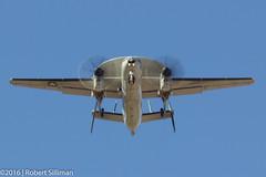 Grumman E2C Hawkeye-3307 (rob-the-org) Tags: njk knjk nafelcentro elcentroca usnavy grumman e2c hawkeye awacs f11 300mm 1125sec iso100 cropped noflash