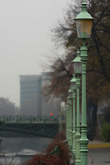 Lamps in a Row (maxst001) Tags: 2016ayearinpicures 2016yip 3bezirk austria europa frallewieneryipmembers lampe landstrase oesterreich onmywaytowork stadtpark staedteundplaetze vienna wien wienfluss lamp vienna365