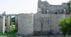 Neamt Citadel. Cetatea Neamt (Cost3l) Tags: panorama citadel romania fortress neamt cetate fortareata