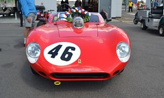 Ferrari 246S - 1960 (jambox998) Tags: classic cars sports for moss stirling silverstone pre trophy 61 2015
