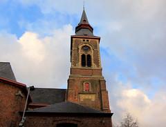 Sint-Lambertuskerk, Oedelem (Erf-goed.be) Tags: geotagged westvlaanderen kerk beernem oedelem sintlambertuskerk archeonet geo:lat=511697 geo:lon=33398
