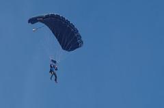 Domingo Aéreo - Pirassununga - São Paulo - Brasil (Airton Morassi) Tags: brasil para quedas domingo aereo esquadrilha parachute força fumaça aerea domingoaereo