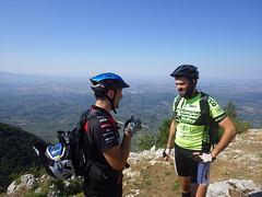 Torretta Palombara (bicinatura.it) Tags: mountain roma bike mtb monte percorsi lazio morrone avventura torretta sentieri palombara esplorazione bicinatura