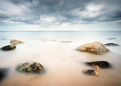 Cayton Bay (djshoo) Tags: summer seascape le scarborough daytime 2015