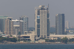 DTO_3387r (crobart) Tags: city cruise toronto skyline buildings downtown harbour jubilee queen harbourfront tall
