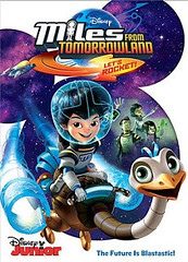 Miles From Tomorrowland: Let