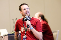 0F0A4105 (DarkPhibre) Tags: sunday gabe pax pennyarcadeexpo 2015 mikekrahulik pax2015 pax15 thornwatchpanel