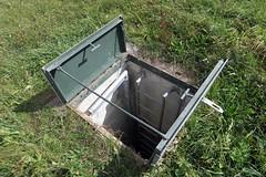 ASU - Atomic shelter (Kecko) Tags: geotagged army schweiz switzerland suisse swiss military kecko ostschweiz bunker badragaz asu shelter sg svizzera armee militär 2015 militaer pfäfers furggels stmargrethenberg swissphoto rheintalbild furkels atomsichererunterstand übermittlungsasu geo:lon=9508530 geo:lat=46983427