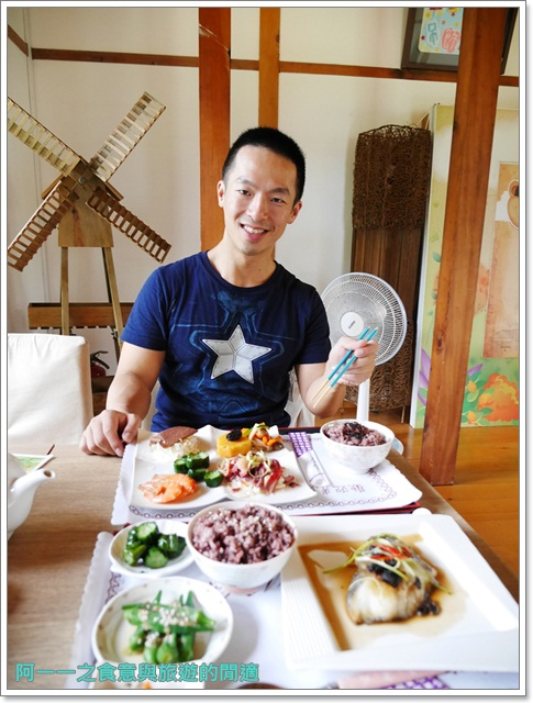 宜蘭羅東美食老懂文化館日式校長宿舍老屋餐廳聚餐下午茶image028