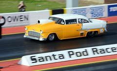 Nitrous Chevy (Fast an' Bulbous) Tags: santa england test car race speed drag pod nikon track power gimp fast testing september strip vehicle tune panning motorsport dragster automoble acceleration d7100 worldcars