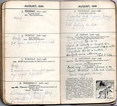 Week 32 August 3rd  9th 1941 (richardmlevett) Tags: hurricane jerry malta b17 naples sicily blenheim convoy beaufort 1941 raf wimpy iti sliema valletta valetta airraid whitley luqa hmsnaiad wardiary takali siegeofmalta