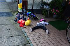 Die-in Message (qooh88) Tags: child diein