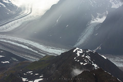 2015-07-25_McKinley-0461 (art.annali) Tags: summer mountain snow ink painting july glacier wash mtmckinley denalinationalpark 2015 annali