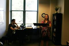 Margo Garrett Vocal Master Classes, Oct.