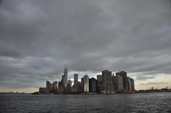 Lower Manhattan, 09.27.15 (gigi_nyc) Tags: nyc newyorkcity manhattan governorsisland lowermanhattan nycskyline newyorkharbor