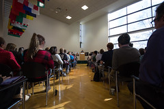 Futurist Michio Kaku Speaks to Stevenson Students and Faculty (Stevenson University Photography) Tags: college university baltimore physics stringtheory futurist michiokaku stevensonuniversity