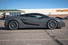 Profile (Hunter J. G. Frim Photography) Tags: cars coffee italian colorado grigio gray wing carbon lamborghini rare supercar awd v10 gallardo lamborghinigallardo superleggera telesto carsandcoffee lamborghinigallardosuperleggera lp5704 grigiotelesto lamborghinigallardosuperleggeralp5704