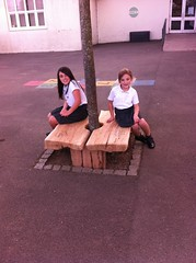 """School-Benches • <a style=""""font-size:0.8em;"""" href=""""http://www.flickr.com/photos/28678584@N00/22789529765/"""" target=""""_blank"""">View on Flickr</a>"""