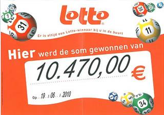 Lotto - €10.470