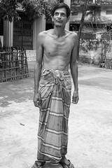 H503_2684-3 (bandashing) Tags: portrait england man manchester slim bare worker sylhet bangladesh waif socialdocumentary bony chisled aoa chested bandashing suparistainedteeth akhtarowaisahmed