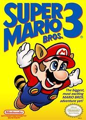 # 5 - Super Mario Bros. 3 (Hobbycorner) Tags: nintendo nes game gaming mario luigi toadstool bowser princess koopalings 1990 cartridge kingdom