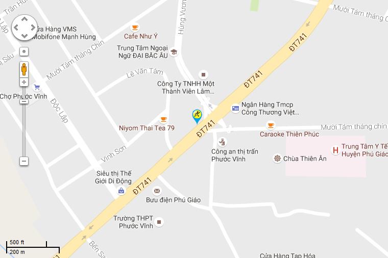 Khai trương siêu thị Điện máy XANH Phú Giáo, Bình Dương