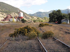 2016-09-p20-salida-old-rail-yard-mjl-011 (Mike Legeros) Tags: salida co colorado train trains choochoo railyard oldtracks yard