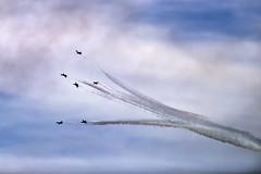 Blue Angels: Twister (so1150) Tags: fleetweek blueangels usnavy fa18 nikon d810 70200mmf28 sanfranciscobay