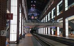Antwerpen Centraal Station (peter.velthoen) Tags: b antwerpencentraal antwerpen architecture design spoorwegen railways station gare bahnhof terminal