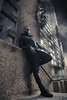 flowdan - press shot (Hana Makovcova) Tags: flowdan grime musician rap rapper london uk brutalism balfrontower hanamakovcova mattepainting hana makovcova