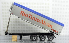 VOLUME KIPPER STAR TIPPER (3 AXLE)  WSI WHITE 03-1077 (Diecasts Collectors Brasil) Tags: volume kipper star tipper 3 axle  wsi white 031077