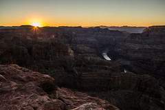 Gran Canyon sunset (pato_82) Tags: grancanyon canyon peachsprings peach springs arizona az usa united unitedstates states america amazing awesome evening exposure epic expo reflection red river reflecting travel trip horizon us sky skyline sunset skyblue sun friends fiume free freedom famouse great holidays skyred clouds cloud canon canon60d colors view bestshot beautiful nature natural national natgeo nationalgeographic nationalgeographicgroup natureshot ngc mountain light love loveit landscape day daylight westcoast west