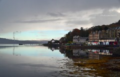 (Zak355) Tags: rothesay isleofbute bute scotland scottish reflections portbannatyne