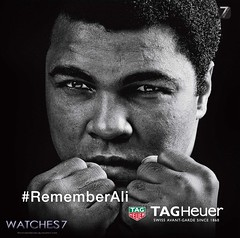 TAG HEUER  Ring Master Tribute to Muhammad Ali  Remember (Watches 7) Tags: ringmastertributetomuhammadaliremember muhammadaliremember muhammadali