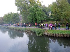 LE CANAL (marsupilami92) Tags: frankreich france hautsdefrance somme 80 amiens goodyear syndicat cgt solidaires soutien manifestation justice appel canal