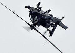 Apache (Bernie Condon) Tags: ah64 apache boeing military rnlaf dutch helicopter gunship assault riat riat16 airtattoo tattoo ffd fairford raffairford airfield aircraft plane flying aviation display airshow uk 2016